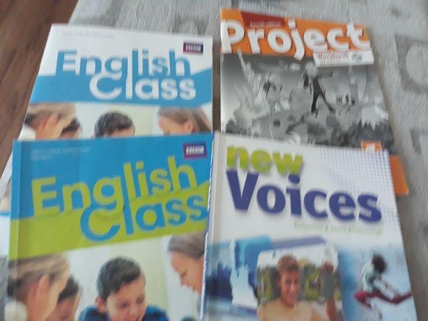 Sprzedam książki do angielskiego