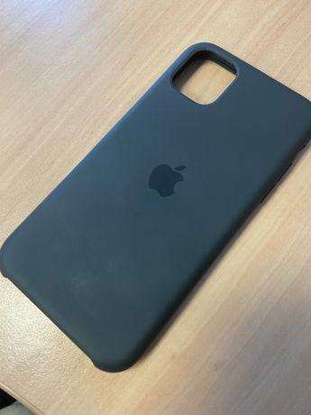 Capa APPLE iphone 11 silicone azul