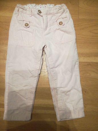 Spodnie ocieplane 5-10-15