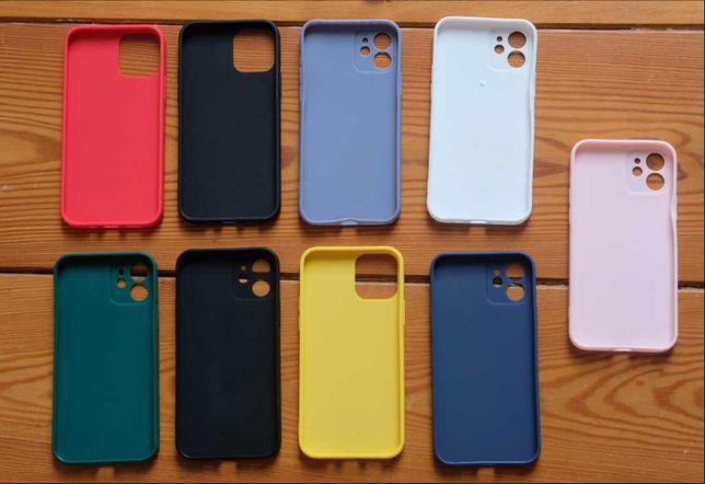 Capas  iPhone 8, XR, XS Max, 11 Pro/Max, 12 /12 Pro, 12 Pro Max/ mini