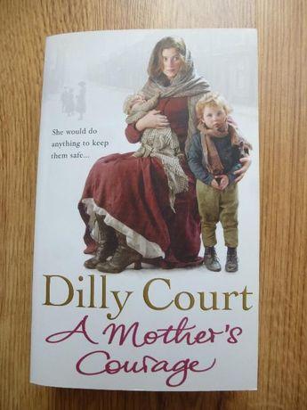 A Mother's Courage D. Court (książka po angielsku)