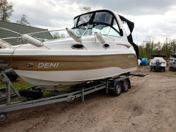 Jacht motorowy Coral 750 (motorówka, łódź motorowa)