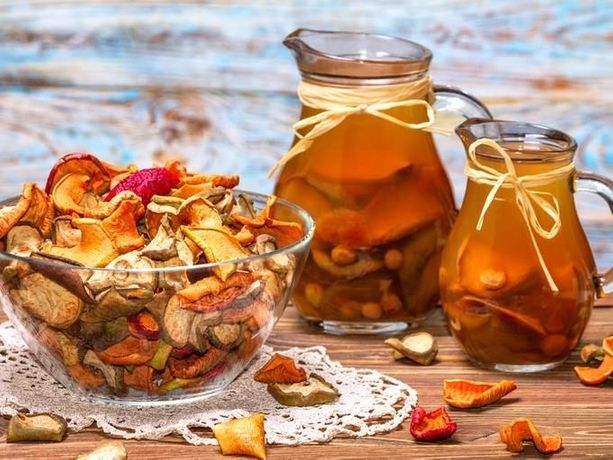 Сухофрукти (сушка)яблука, сливи, груші