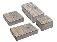 Kostka betonowa brukowa Polbruk commix nerino 6cm melanż