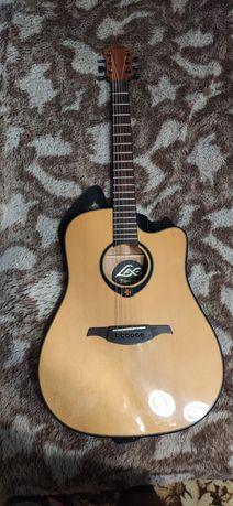 продам гитару Lag t66dc