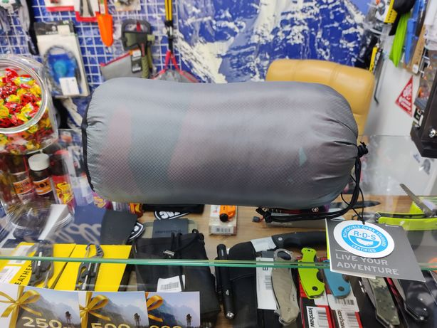 Пуховый спальный мешок Eddie Bauer Flying Squirrel новый из США