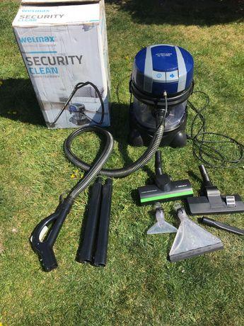 Odkurzacz welmax security clean + dodatkowa szczotka