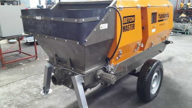 aluguer Bomba projetar betao diesel