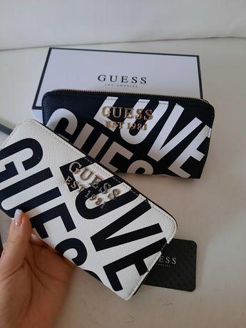 Крутезні гаманці  Guess