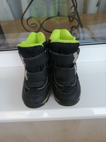 Зимнии сапоги ботинки