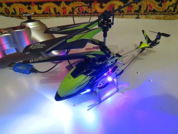 Вертоліт на інфрачервоному керуванні WL Toys Toys S929 3х канальний
