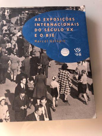"""Livro """"As Exposições Internacionais do Século XX"""""""