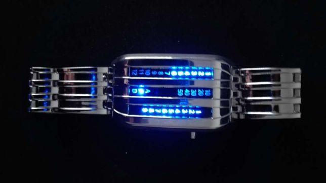 Relógio digital Alienwork