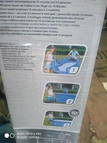 Продам бассейн каркасный
