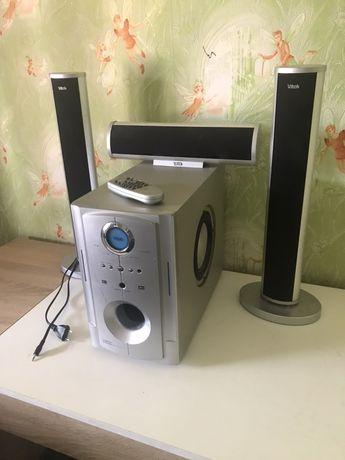 Звуковая система Vitek 5.1