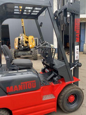 Empilhador manitou 1500 kgrs diesel