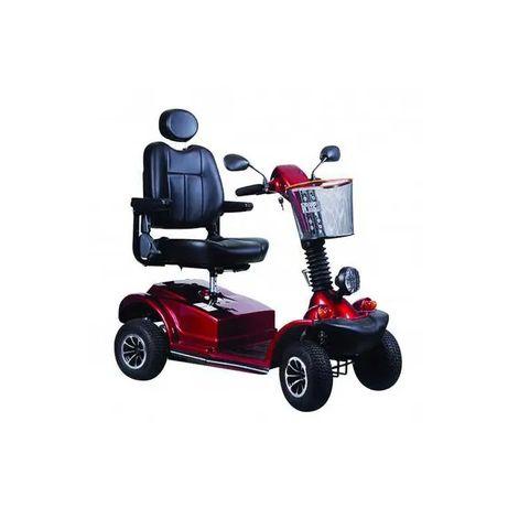 Tanio sprzedam serwisowany  elektryczny wózek inwalidzki cena do negoc