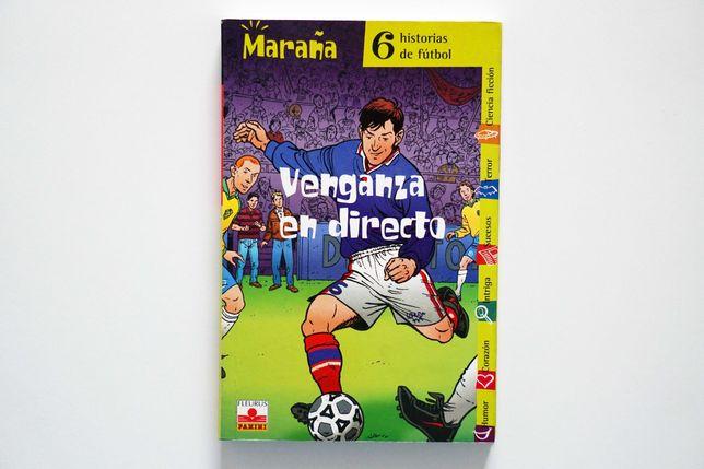Venganza en directo książka po hiszpańsku