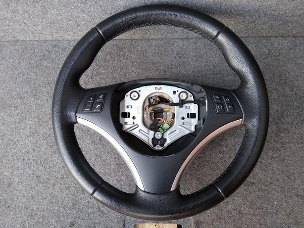 Kierownica sportowa z multifuncją BMW E90 E91 E92 E93 E87 E81 E88 X1