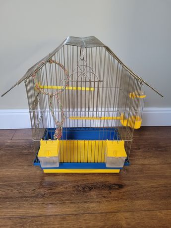 Клітка для папуг/клетка для попугаев