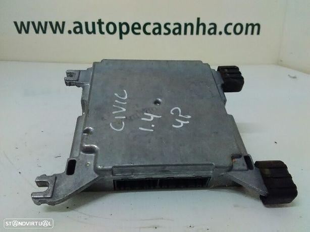 Centralina Do Motor Honda Civic Vi Três Volumes (Ej, Ek)