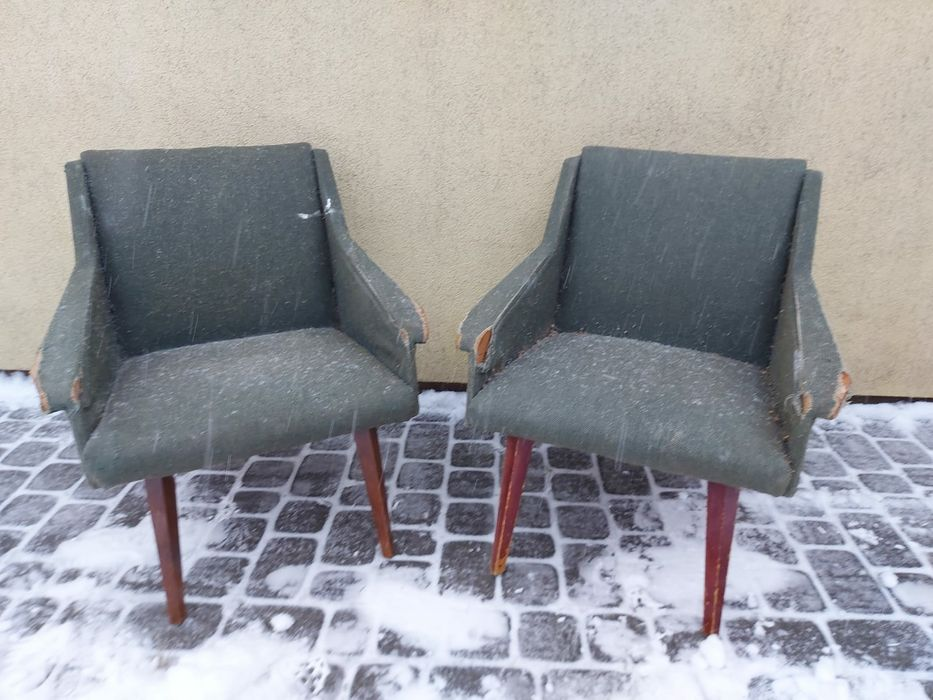 Fotele PRL - niespotykany model Lipno - image 1