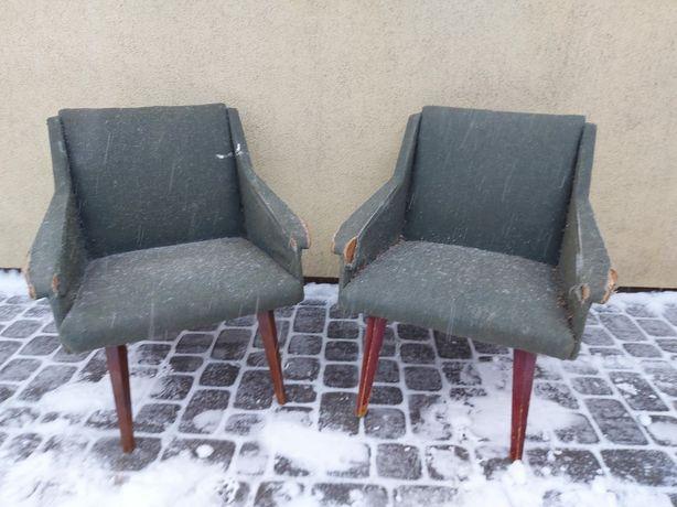 Fotele PRL - niespotykany model