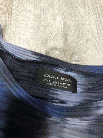 Koszulka t- shirt męski Zara