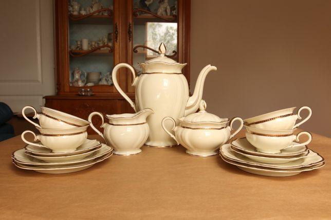 Serwis Rosenthal Viktoria porcelana filiżanka dzbanek cukierniczka