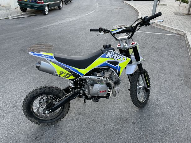 Pitbike 125cc nova