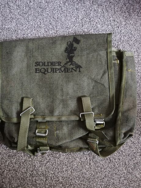 Plecak, torba wojskowa za 25 zł