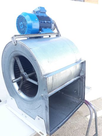 Extrator ventilador 15/15  ar fumos tintas  11000 m3h trifásico 3 HP