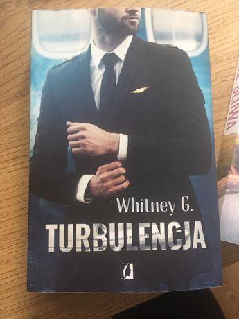 Whitney G. Turbulencja Bez słowa rosie walsh