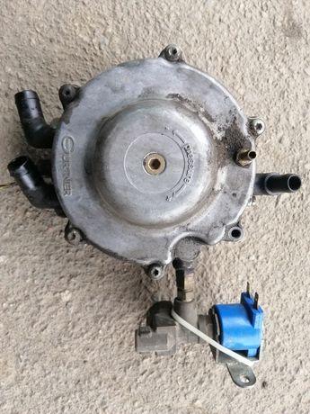 Редуктор гбо 4 поколение GURTNER basic 245Л.С. +клапан +фильтр