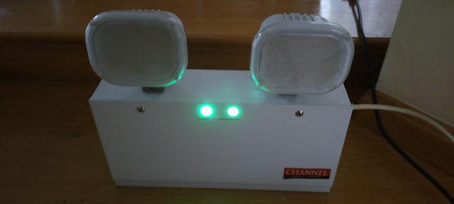 Oświetlenie awaryjne LED Channel Safety Systems