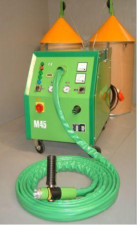 Máquina de Metalização por arco elécrico M45