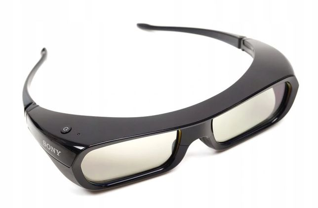 Okulary aktywne 3D Sony TDG-BR250