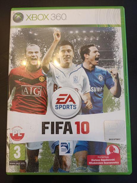 FIFA 10 Xbox 360
