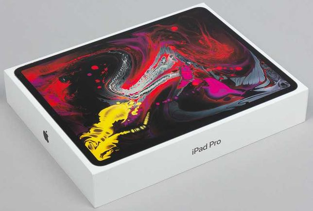 Планшет Apple iPad Pro A1876 (12.9 inch) Wi-FI 256 GB
