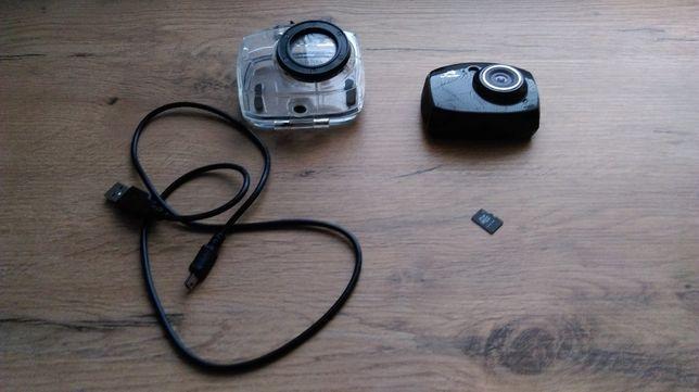 kamerka sportowa tracer FHD + obudowa wodoodporna
