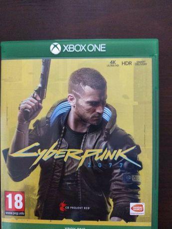 Gra Cyberpunk xbox