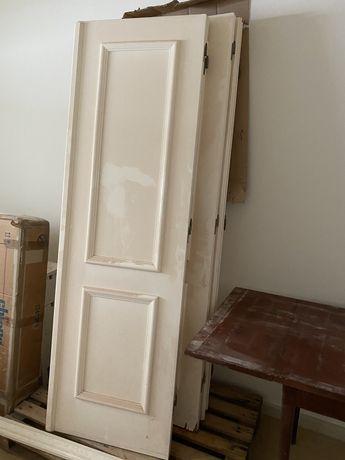 Portas interior de casa