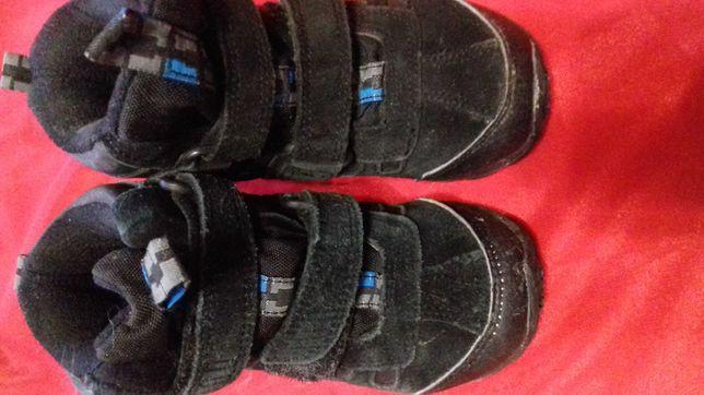 Ботинки детские 28 размер.