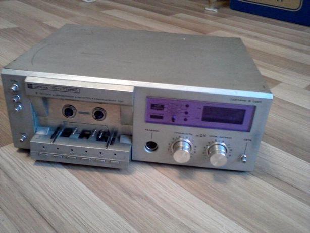 Кассетный магнитофон Орель МП- 101