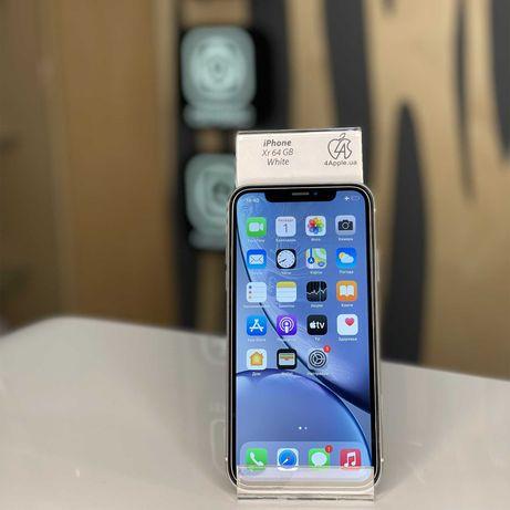 Харьков iPhone XR White 64GB Neverlock! Гарантия! Обмен!