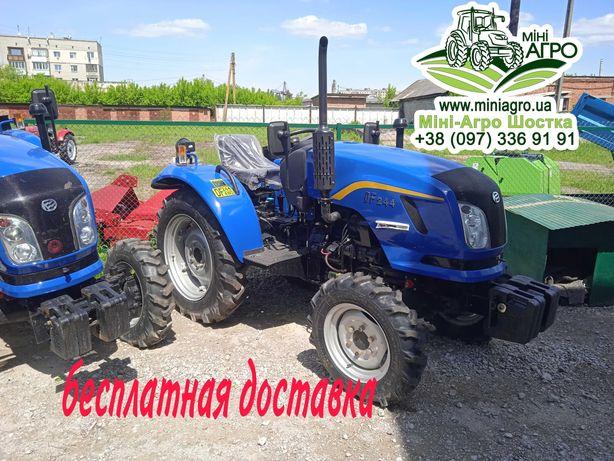 мини трактор Донг Фенг 244,качество проверенное десятилетиями
