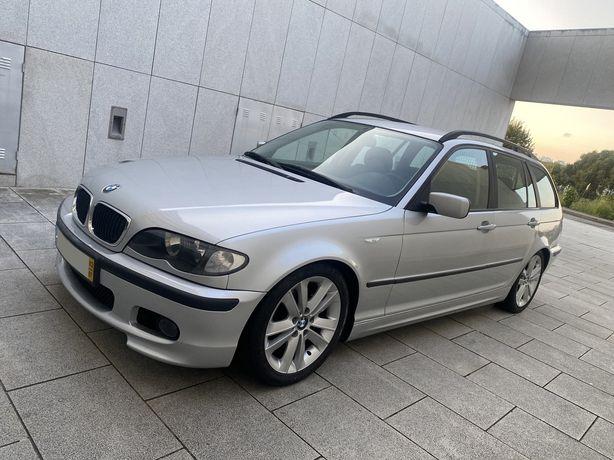 BMW 320d Touring - 2002 - GPS / CAM - Nacional