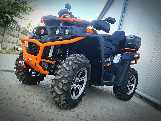 RM 800 DUO EPS ruska maszyna VTWIN HIT 2021 roku ProMotor