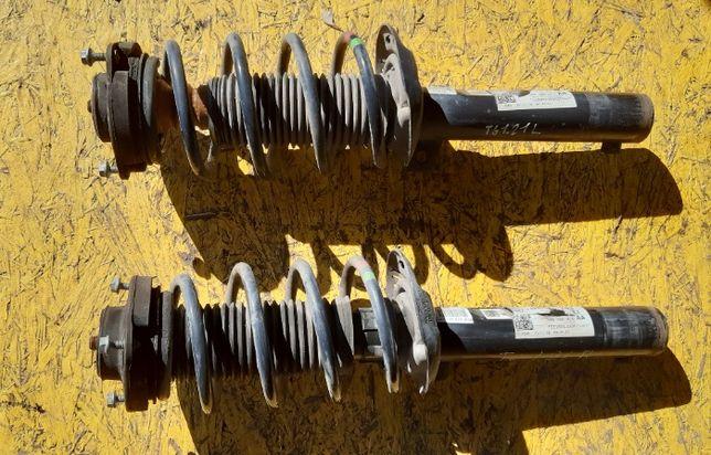 Амортизатор с пружиной передний Стойка Volkswagen Tiguan Тигуан