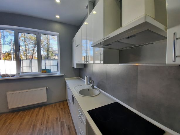 СРОЧНО Готовый дом с ремонтом,встроенной кухней! Участок